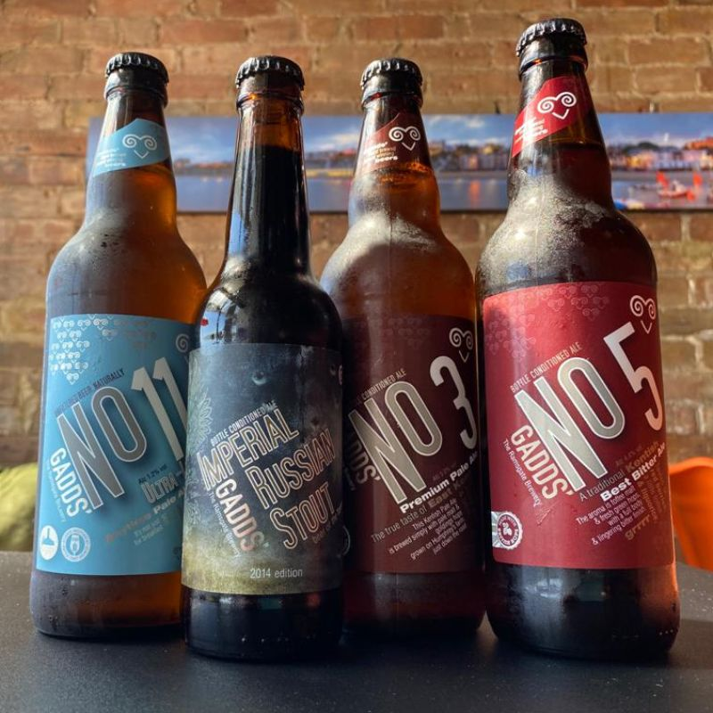 Gadd's Beers Available at MPK - Marc-Pierre's Kitchen Gallery